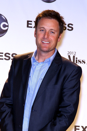 Chris Harrison: should he compete on The Bachelor?