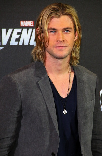 Chris Hemsworth - The Avengers