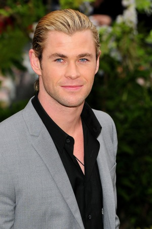 Chris Hemsworth on Snow White and the Huntsman