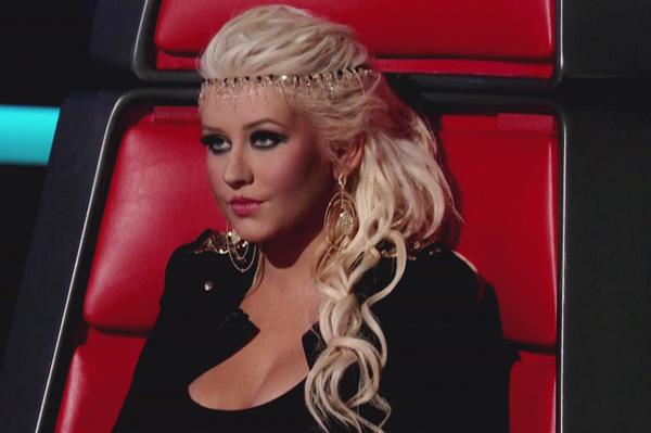 Christina Aguilera continues Tony Lucca feud