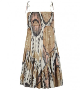 Ikat Dress 