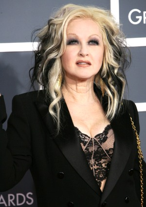 "Cyndi Lauper's ""True Colors"" approval"