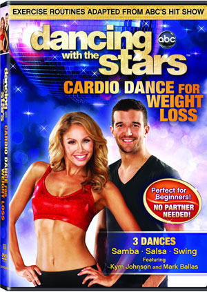 Dancing with the Stars -- Cardio Dance for Weight