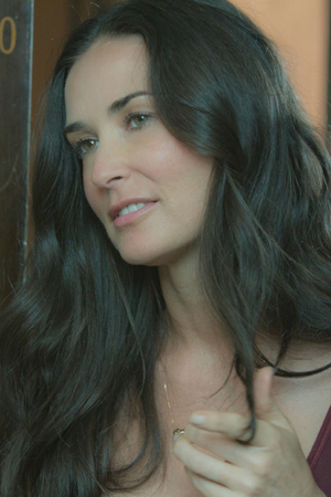 @MrsKutcher no more for Demi Moore