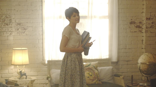 Mary Margaret's apartment