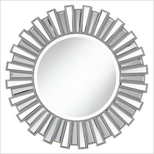 Sunburst mirror Lamps Plus