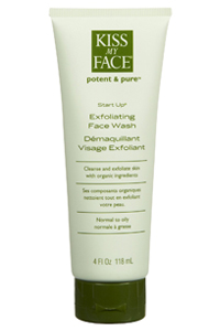Eco-friendly face wash