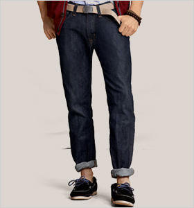 Land's End Canvas Slim Fit Jeans, $60