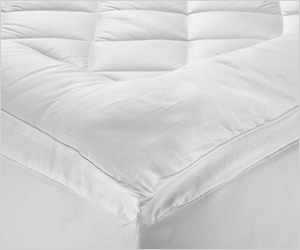 Therapedic International's odor eliminating mattress pad