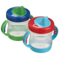 Gerber spill-proof cups