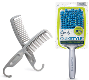 The Quik Style Comb from Goody