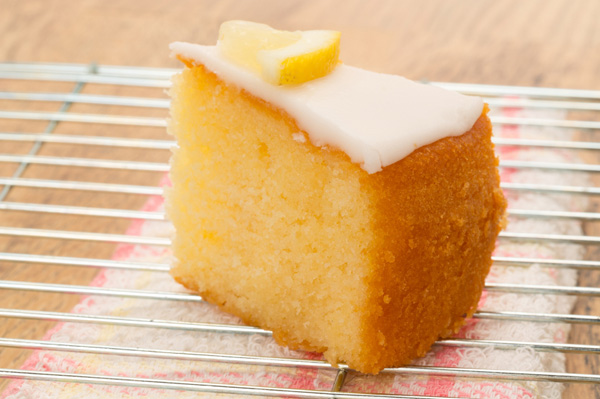 Gluten free lemonade cake