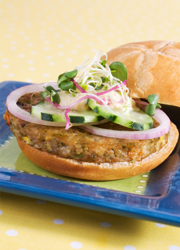 Veggie Burgers Recipes Good Food Channel
