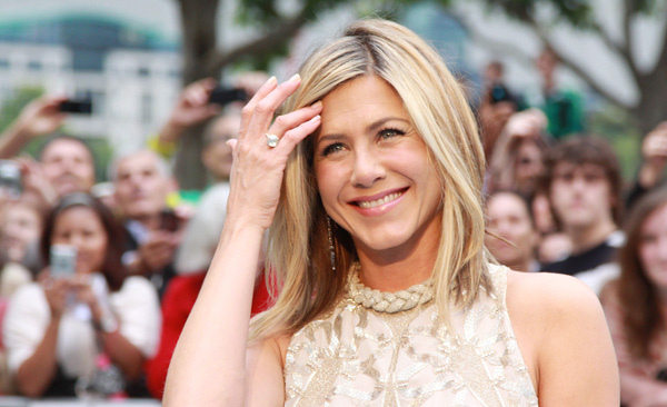 Jennifer Aniston's highlights