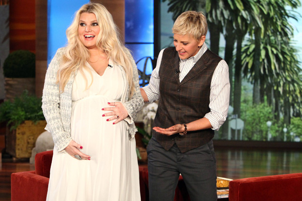 Jessica Simpson and other celebrities have babies
