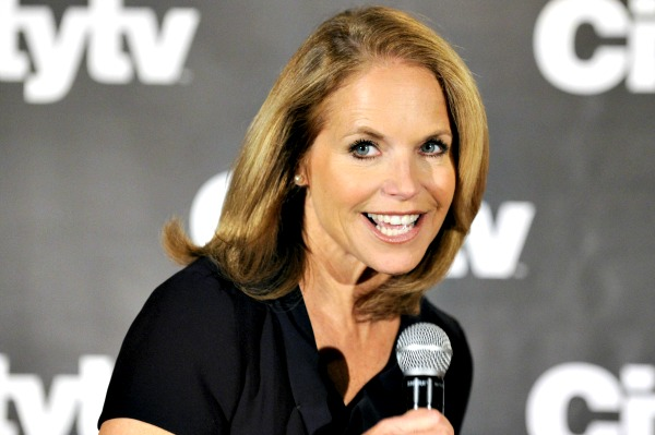 Katie Couric picks her ideal talk show guests