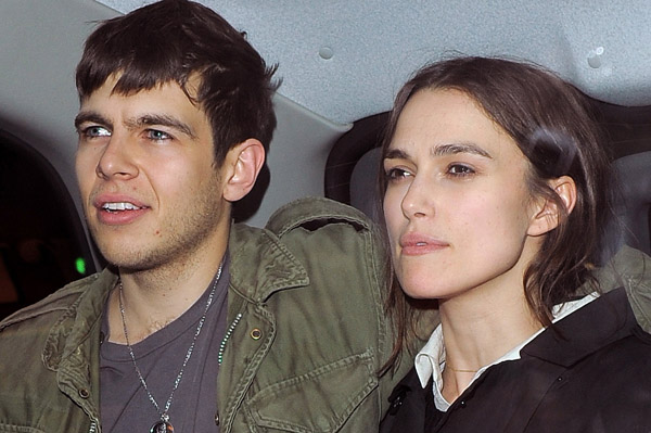 Keira Knightley engaged to James Leighton