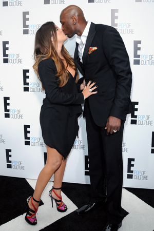 Khloe and Lamar isn't cancelled!