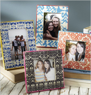 Bone Frames from Pottery Barn Teen