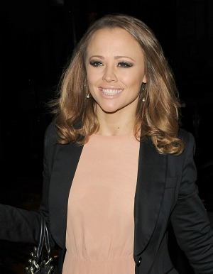 Kimberley Walsh on Kimberley Walsh