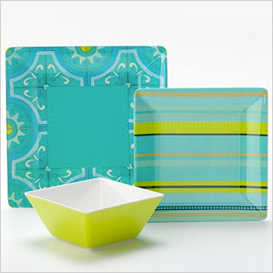 Bobby Flay outdoor dinnerware collection