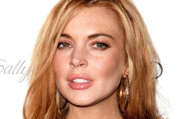 Lindsay Lohan celebrity exhaustion