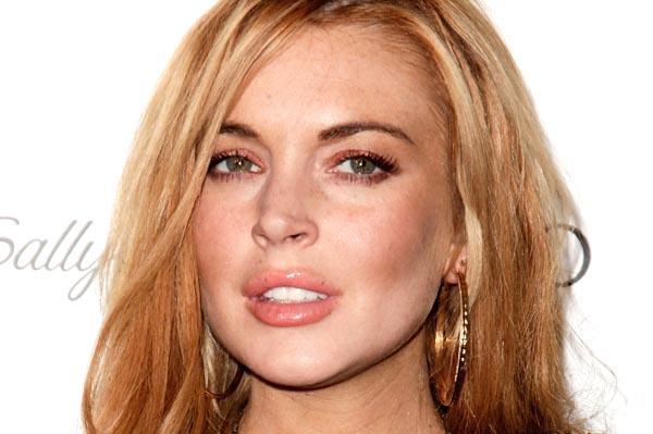 Lindsay Lohan celebrity exhaustion