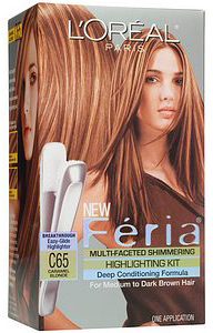L'Oreal Feria Multi-Faceted Shimmering Highlighting Kit