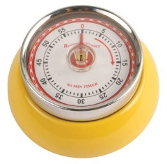 Magnetic timer