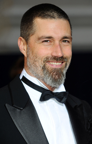 Matthew Fox not Lost, just drunk