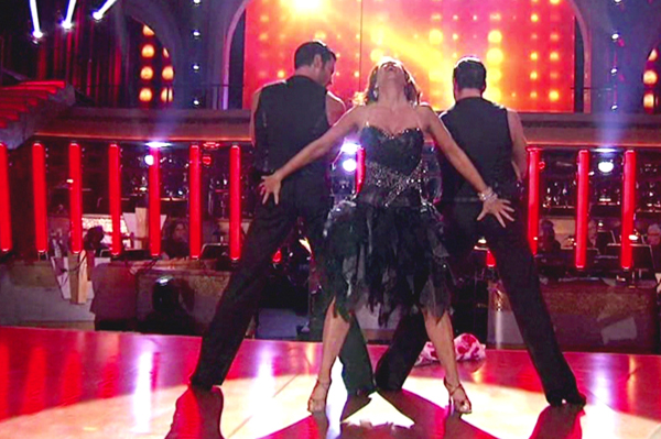 Melissa Gilbert goes home on Dancing With the Stars