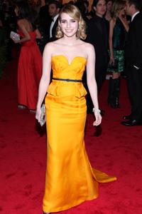 Emma Roberts Met Gala