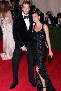 Giselle Bundchen Tom Brady Met Gala