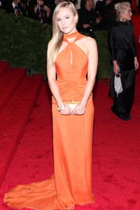 Kristen Bell Met Gala