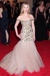 Scarlett Johansson Met Gala