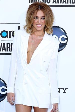 Miley Cyrus: The next Lindsay Lohan?