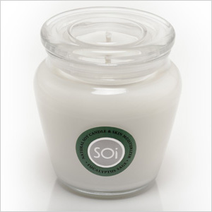 The SOI Company Soy Jar Candles