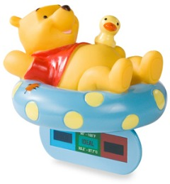 Pooh temperature tester