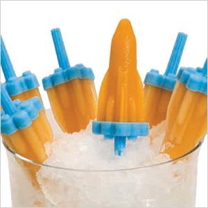 Tovolo Rocket Ice Pop Molds