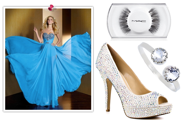 3 Complete looks for  the big night