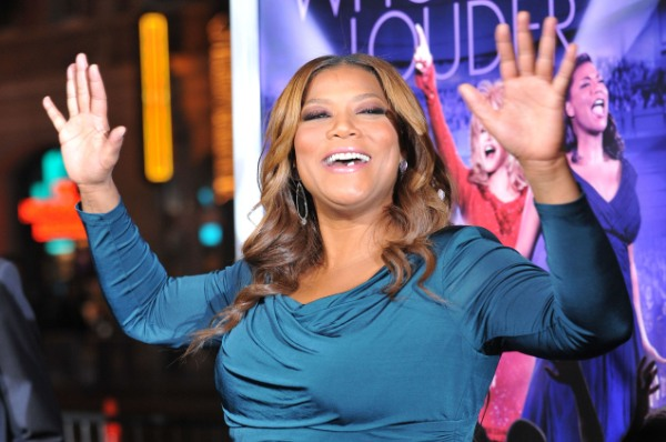 Queen Latifah to headline gay pride 2012