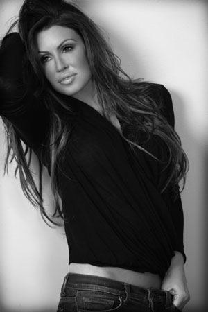 Rachel Uchitel becomes a mother