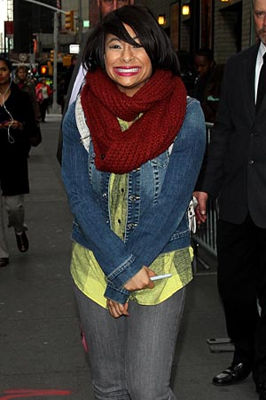 Raven-Symoné blasts critics for gay rumors
