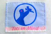 Recall: Tots in Mind label