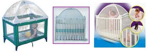 Recalled crib tents by Tots in Mind