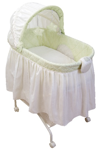 Recalled Kolcraft Tender Vibes bassinet