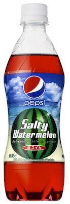 Salty Watermelon pepsi