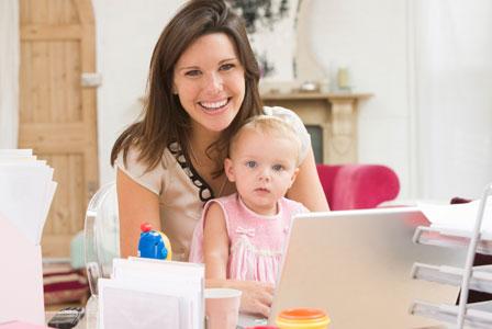 Multitasking vs. mommy-tasking