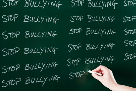 Is your kid the bully?