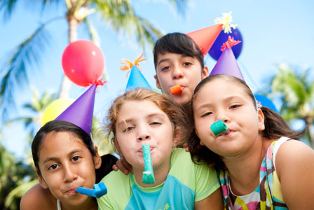 Summer birthday fun for your child